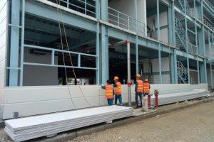 Ứng dụng và ưu điểm của tấm vách ngăn panel