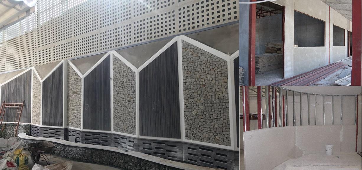vách ngăn panel