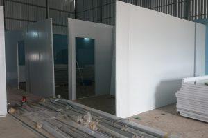 Địa chỉ uy tín lắp đặt vách ngăn panel tại Hà Nội