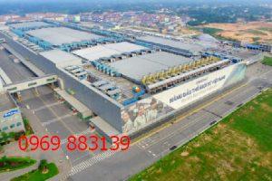 Lắp đặt Panel nhà thép tiền chế giai đoạn 2 dự án Myung Jin Khu CN Bình Yên tại Thái Nguyên
