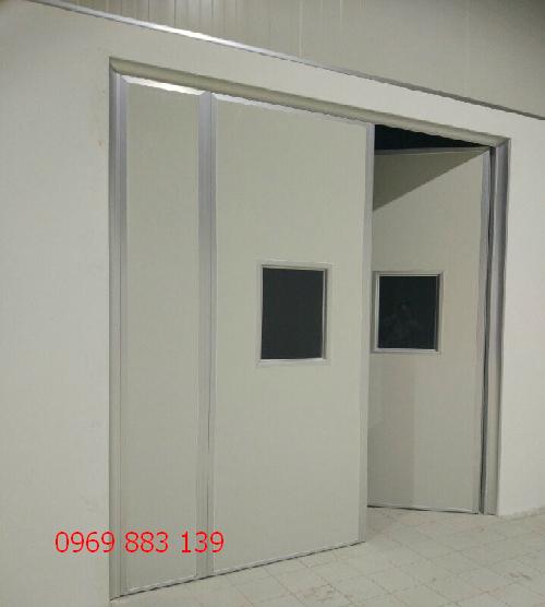 Thi công phòng sạch Panel chất lượng giá thành cạnh tranh