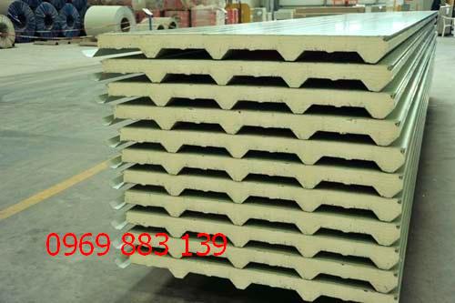 mái chống nóng panel