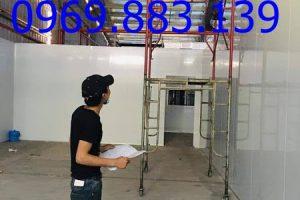 Ưu điểm vượt trội khi lắp đặt vách ngăn panel tại Cụm CN Ngọc Hồi