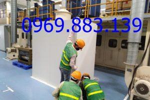 Quy trình thi công panel eps tại Phú Xuyên của Panelhanoi.com