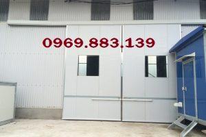 Thi công lắp đặt cửa Panel – Cửa Panel có phù hợp với bạn ?