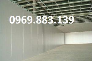 Đơn vị thi công vách ngăn panel pu ở Thường Tín giá rẻ chất lượng